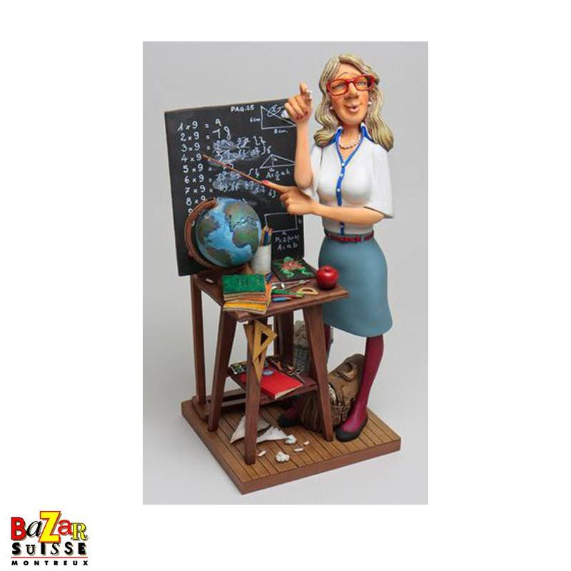 Forchino figurine - The teacher