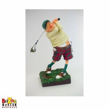 Forchino figurine - The golf player small