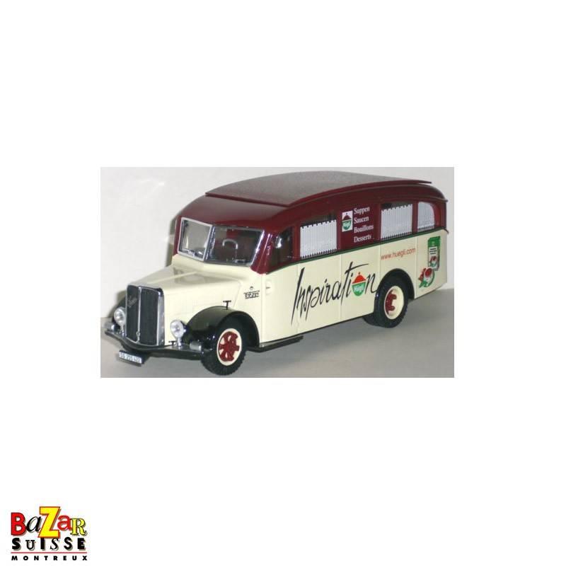 Bus Saurer 3CT1D - Feuerwehr Bern (CH)