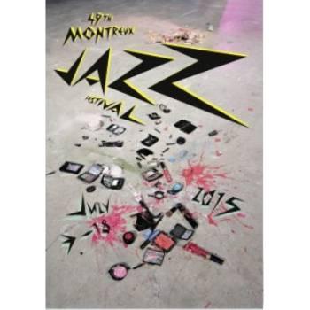 Poster Montreux Jazz festival 2014