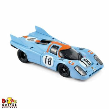 Porsche 917K 24H du Mans 1971 car 1:18 by Norev
