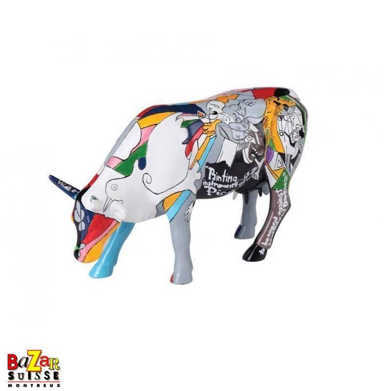 Pop Art - cow CowParade