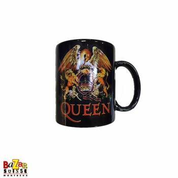 Official QUEEN Crest mug