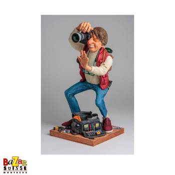 The photographer - Forchino figurine