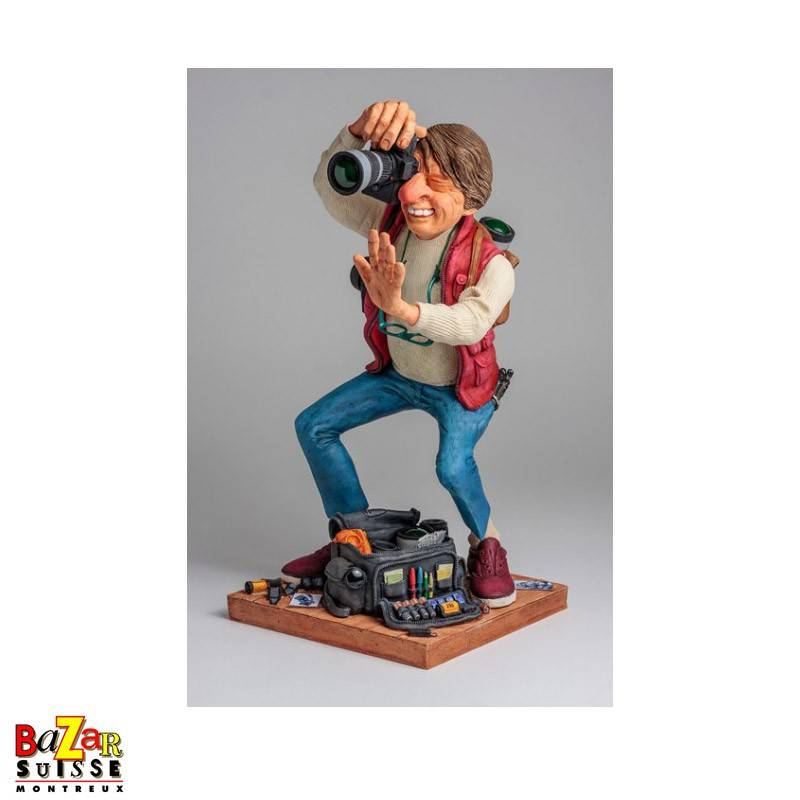 Forchino figurine - The photographer