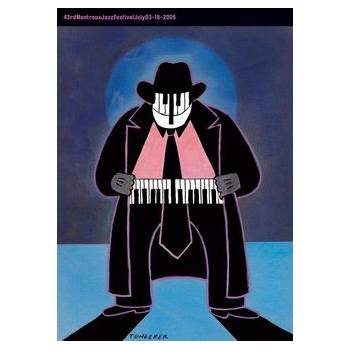 Poster Montreux Jazz Festival 2009