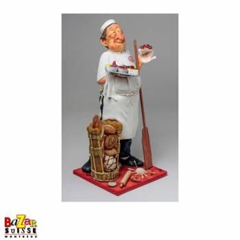 Figurine Forchino - Le Boulanger