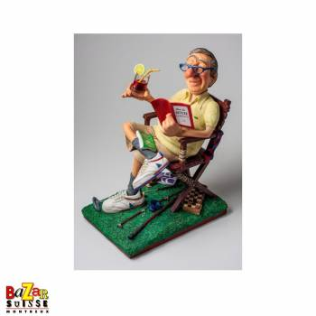 The Retiree - Forchino figurine