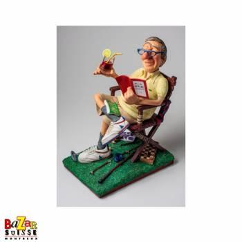 Forchino figurine - The Retiree