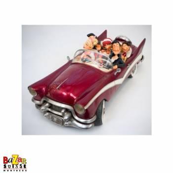Les Fabuleux Fifties - figurine Forchino