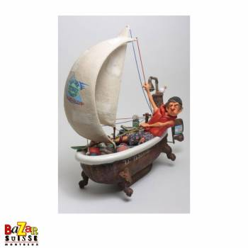 Ship Ahory - Forchino figurine