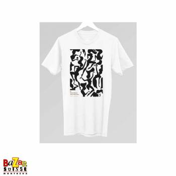 Official 2017 Montreux Jazz Festival T-shirt - white