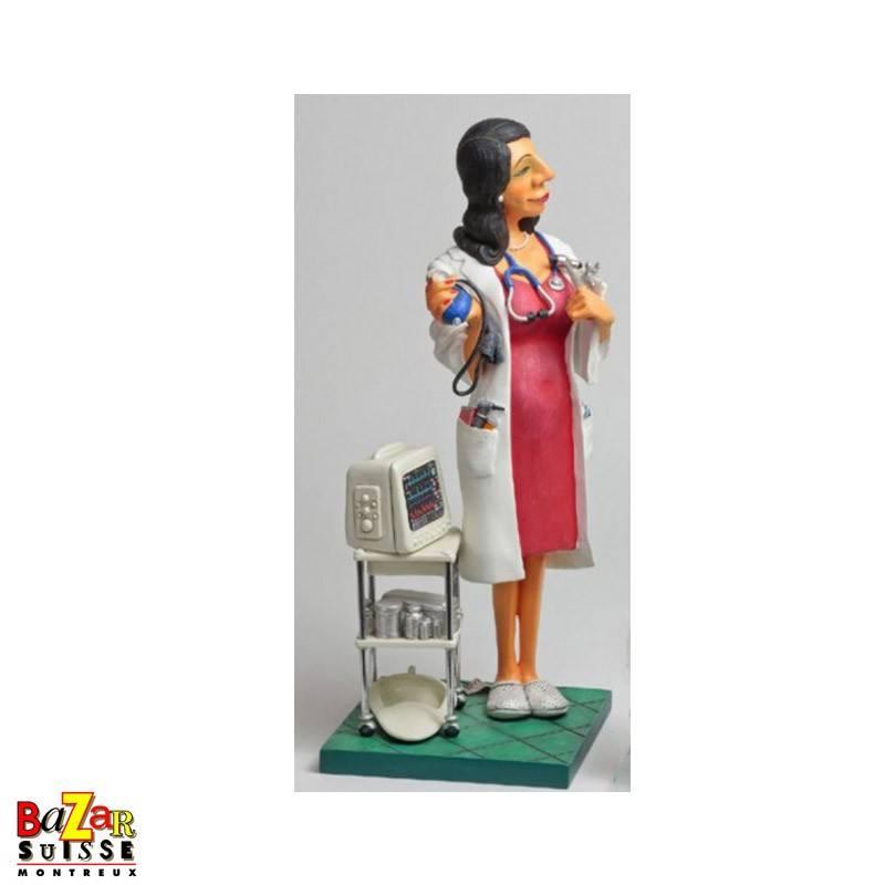Forchino figurine - Madam Docter
