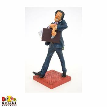 Le businessman - figurine Forchino