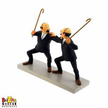 Figurine Dupont et Dupont - Les Cigares du Pharaon