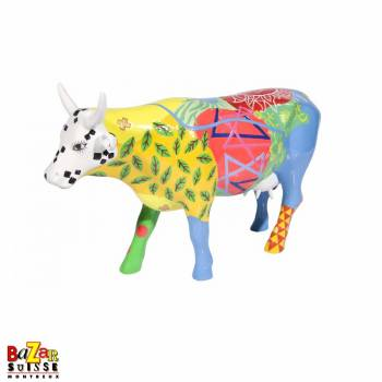 Vaca Gironina - cow CowParade