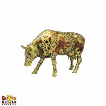 Golden Byzantine - cow CowParade
