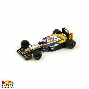 Lotus 109 N°11 European GP 1994 voiture 1:43 by Spark