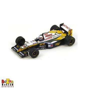 Lotus 109 N°11 British GP 1994 voiture 1:43 by Spark