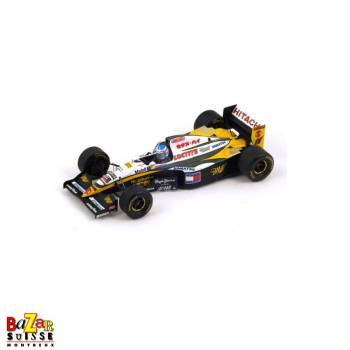 Lotus 109 N°11 Japan GP 1994 voiture 1:43 de Spark