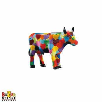 Heartstanding Cow - cow CowParade