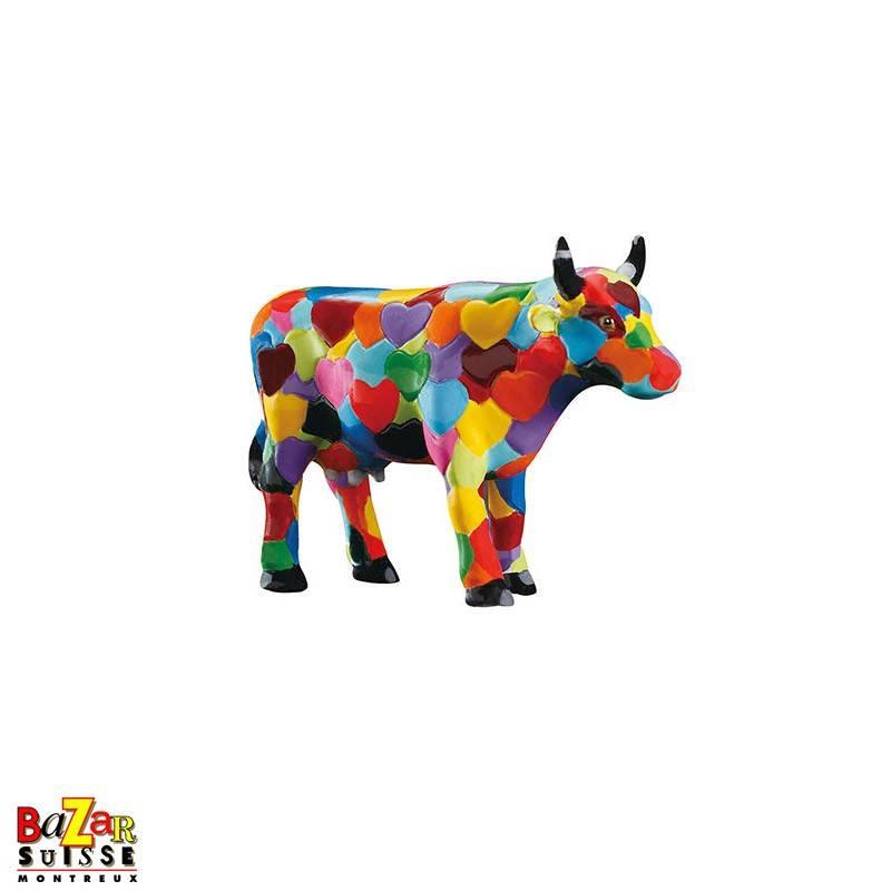 Heartstanding Cow - vache CowParade