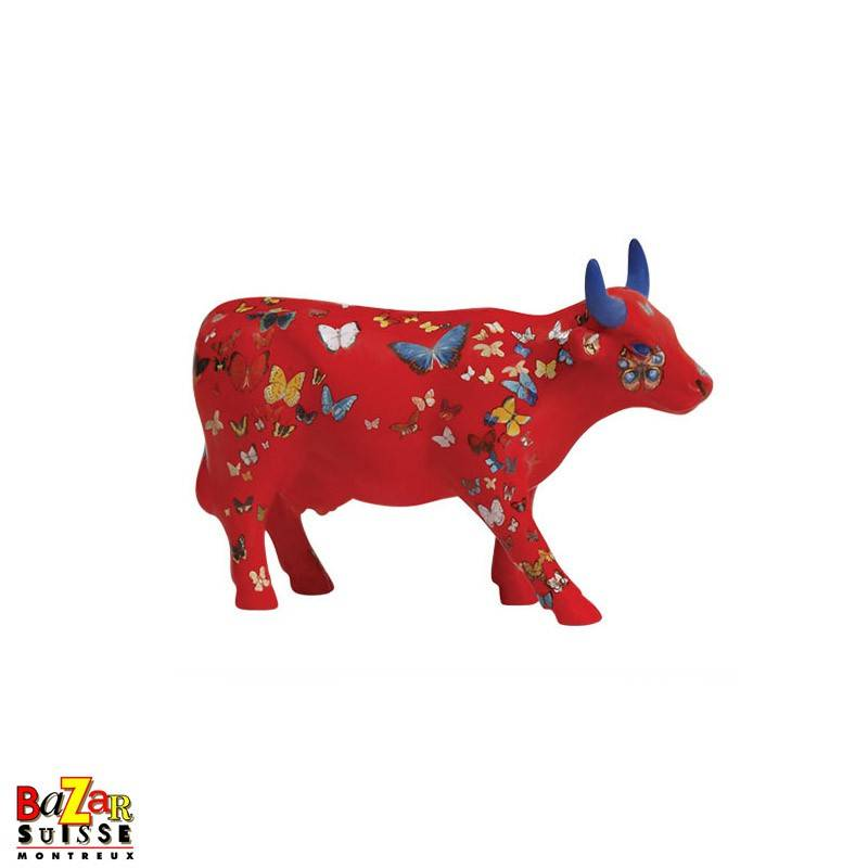 Klaricious/ Butterfly - cow CowParade