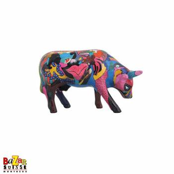 Party-ing with Pi-COW-sso - vache CowParade
