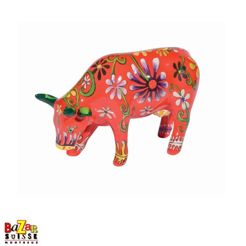 Flower Lover Cow - vache CowParade