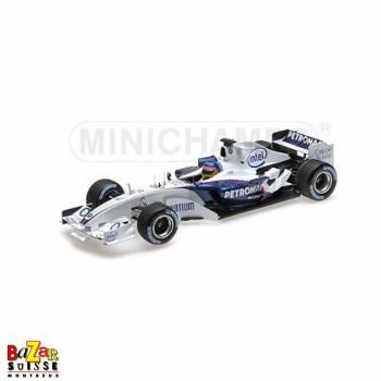 Sauber BMW C24B - J. Villeneuve voiture 1:18 de Minichamps