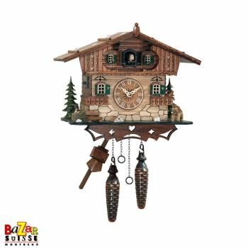 Quartz Cuckoo-clock - Chalet St.-Bernard