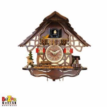 Quartz Cuckoo-clock - Tavillons