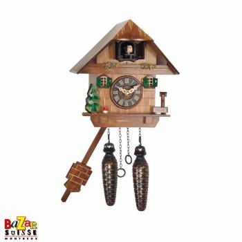 Quartz Cuckoo-clock - Small farm