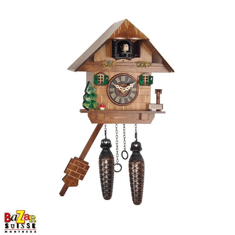 Quartz Cuckoo-clock - Small farm