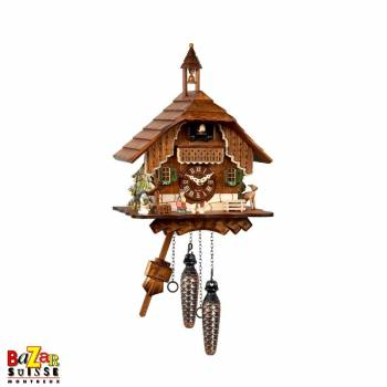 Quartz Cuckoo-clock - Kids/St.-Bernard