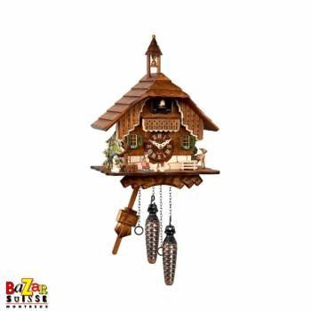 Quartz Cuckoo-clock - Kids/St.-Bernard