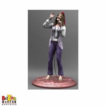 Janis Joplin  - figurine Rock Iconz de Knucklebonz