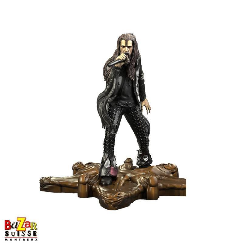 Rob Zombie - figurine Rock Iconz from Knucklebonz