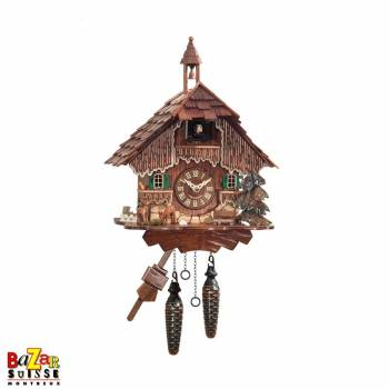 Quartz Cuckoo-clock - Farm 2 doe
