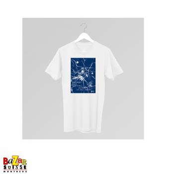 Official 2018 Montreux Jazz Festival T-shirt