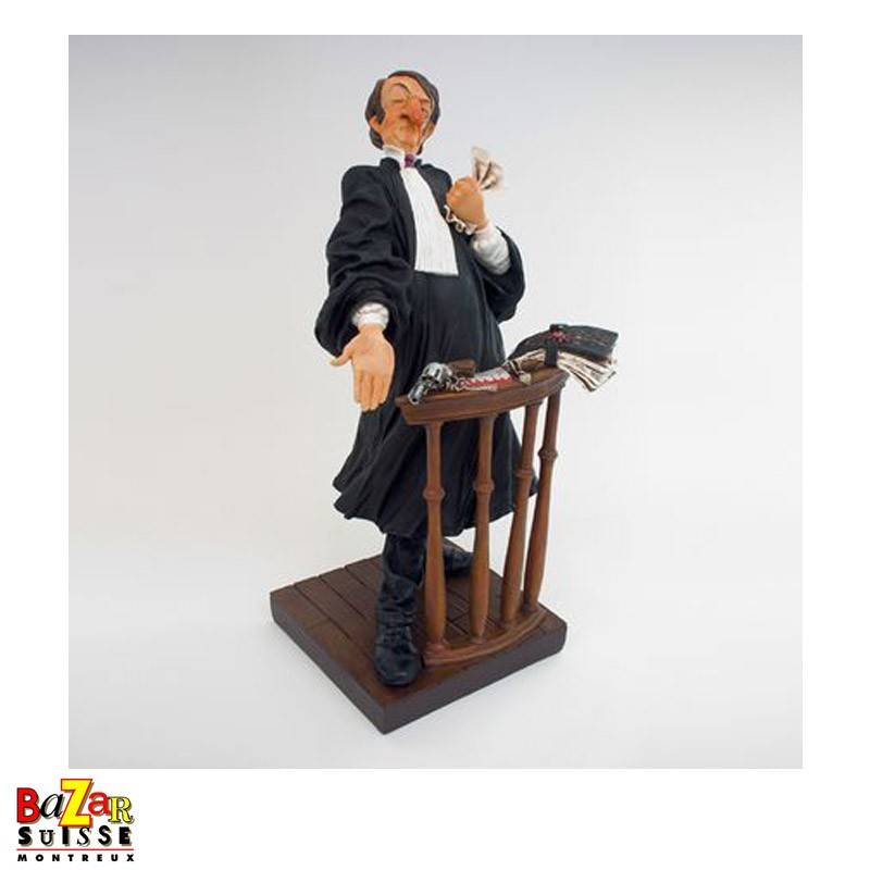 Forchino figurine - The lawyer