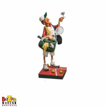 The tennis player - Forchino figurine