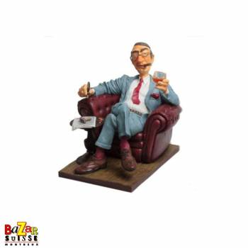 Le Big Boss - figurine Forchino