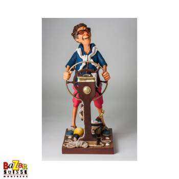 The Weekend captain - Forchino figurine