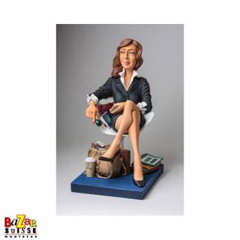 The Businesswoman - Forchino figurine