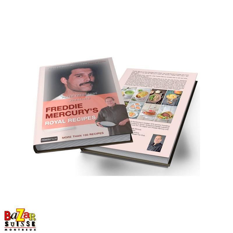 Freddie Mercury Royal Recipes