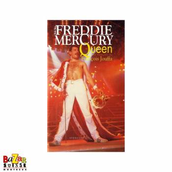 Freddie Mercury Queen by François Jouffa