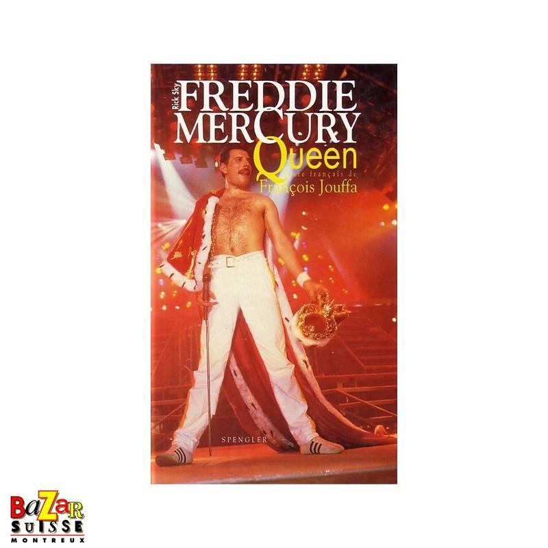 Freddie Mercury Queen by François Jouffa