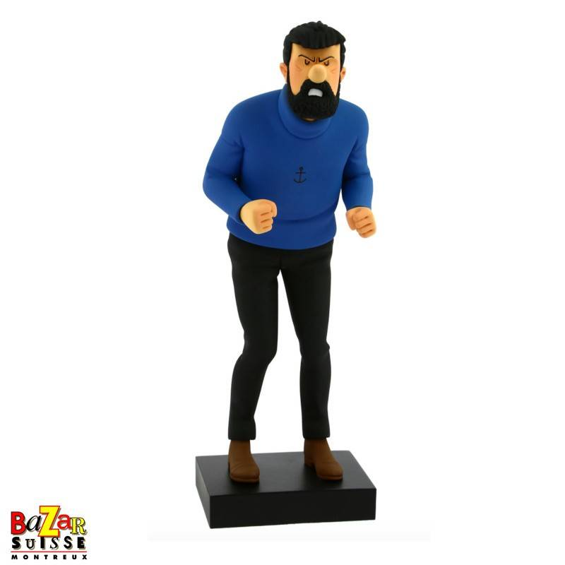 Haddock figurine