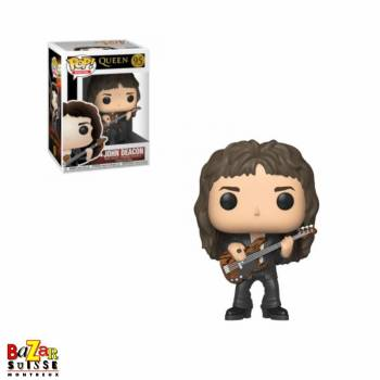 QUEEN FUNKO Pop ! Rock figurine John Deacon